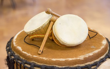 *NEW* African Drumming Workshop