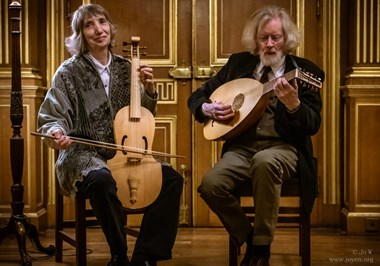 LuteFest 2: Alison Crum (viols) and Roy Marks (lute) *LIVESTREAM*