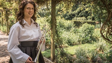 Brass Workshop with Bella Tromba's Jo Harris