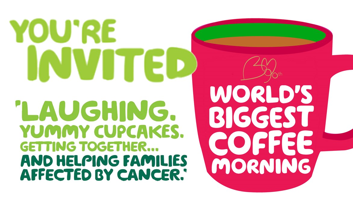 undefinedBenslow Music Macmillan Coffee Morning fundraiser - 29 September 10am - 2pm