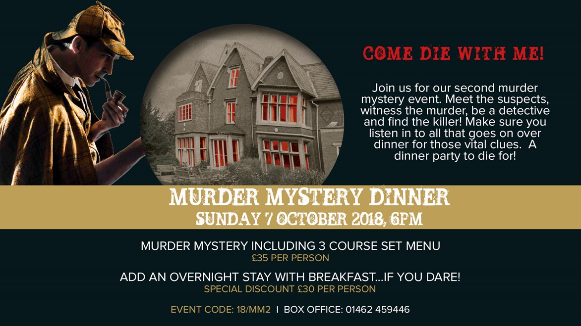 undefinedOur second Murder Mystery Dinner