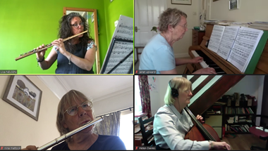 Small Mixed Chamber Music Online