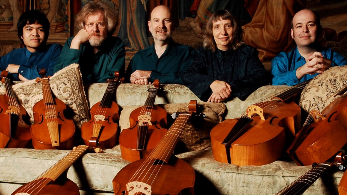 undefinedThe Rose Consort of Viols
